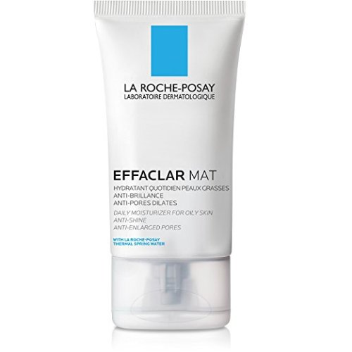 moisturizer for acne prone oily skin best anti-aging products la roche posay effaclar mat