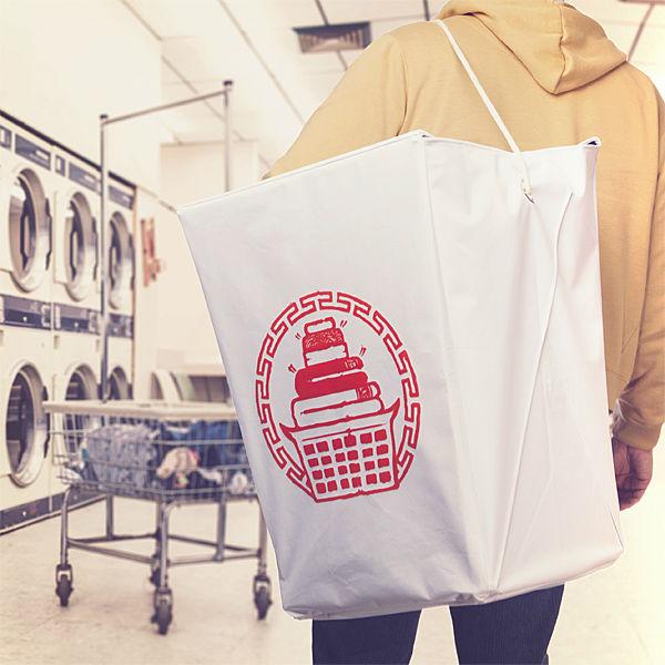 laundry basket joke take-out hamper Chinese