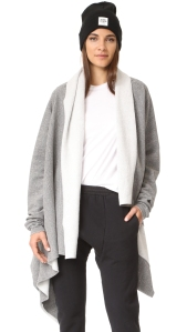 Long Sleeve Wrap Cardigan by Oak