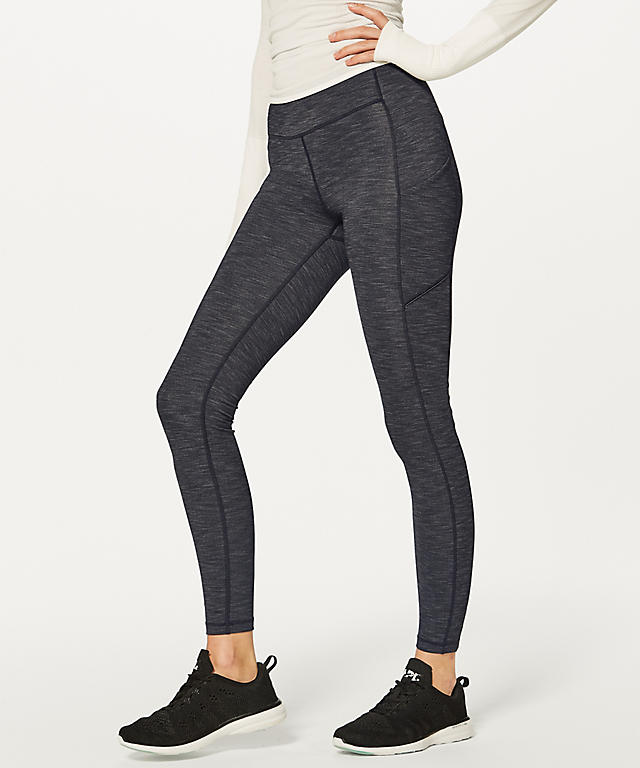 Lululemon brushed winter leggings tights