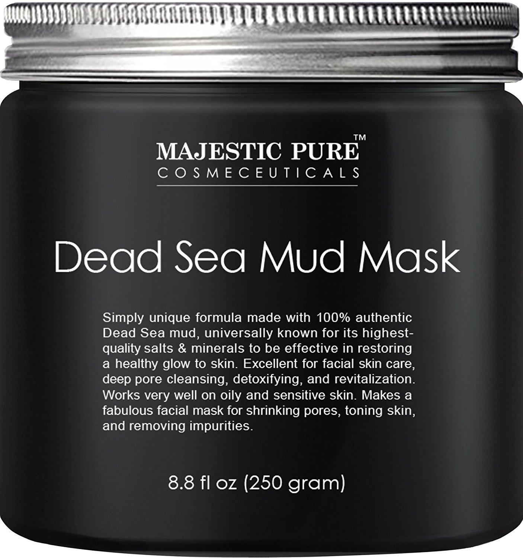 Majestic Pure Natural Dead Sea Mud Mask