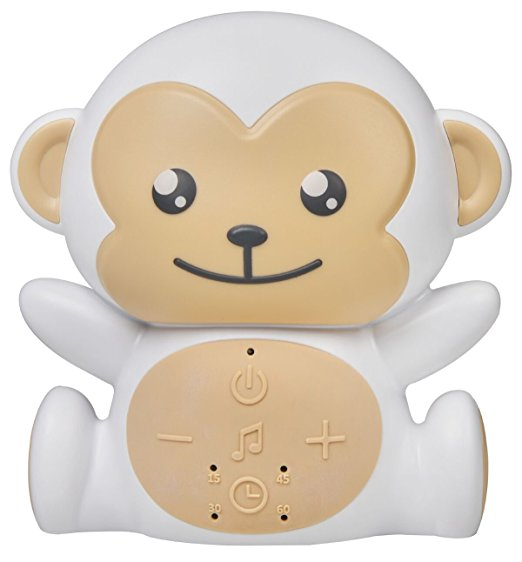 Project Nursery Monkey Sound Machine
