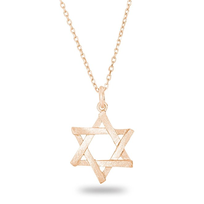 Hanukkah 2017 best gifts for everyone star of david necklace