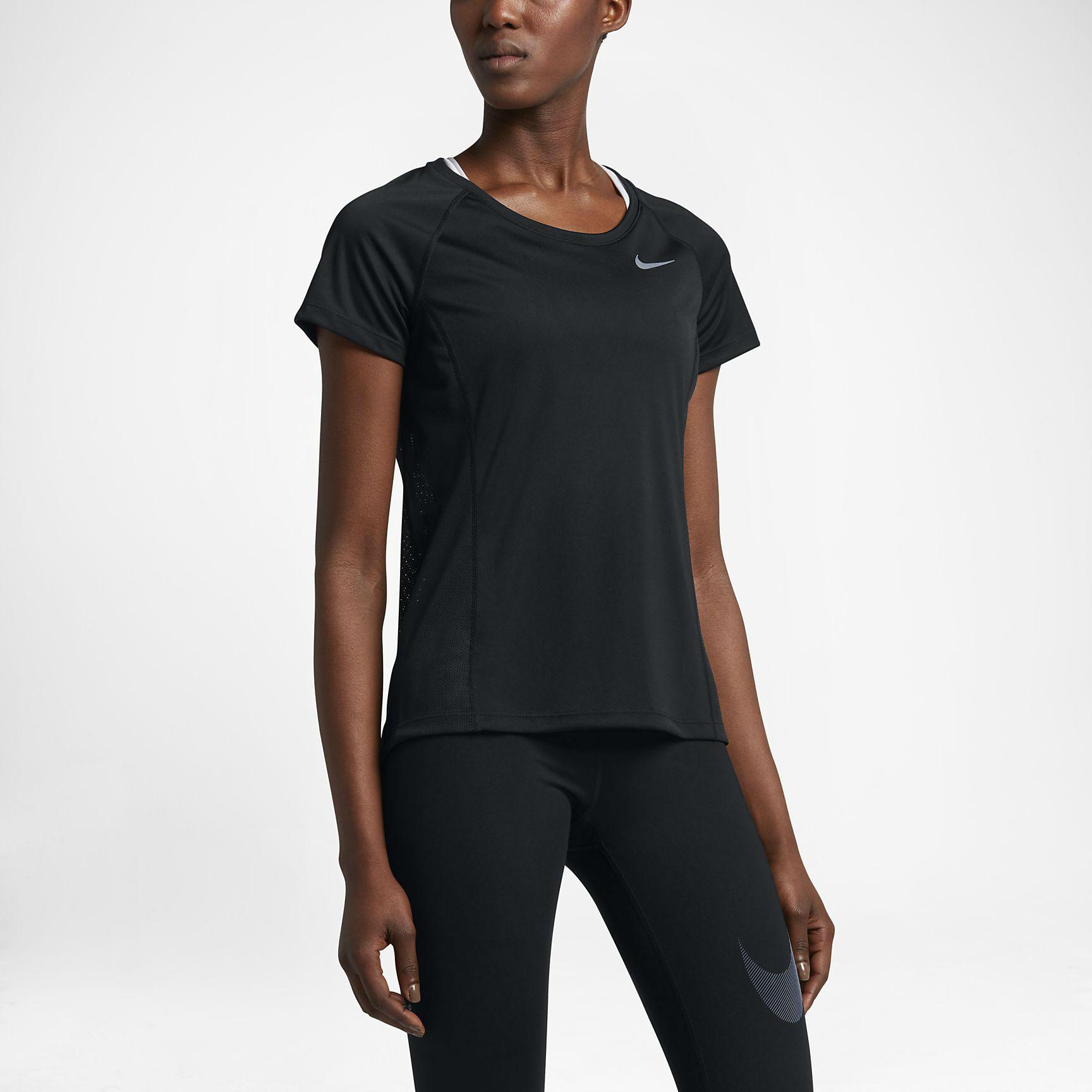 NikeNike Miller Women's Short Sleeve Running Top