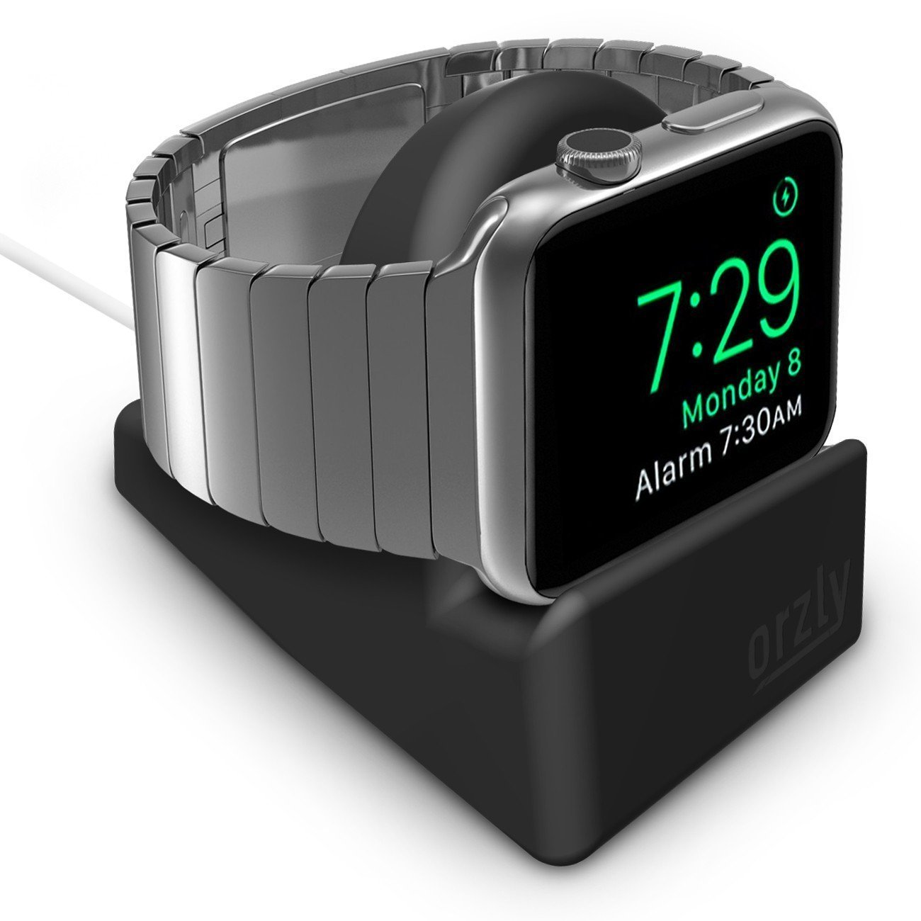 Orzly Night-Stand for Apple Watch