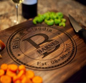 best personalized gifts cutting board