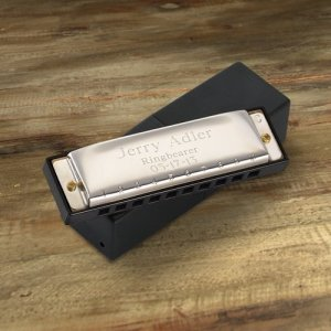 best personalized gifts harmonica
