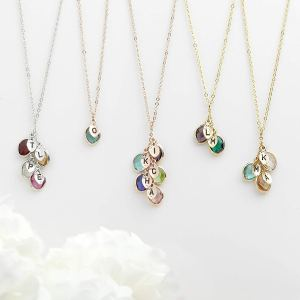 best personalized gifts birthstone necklace