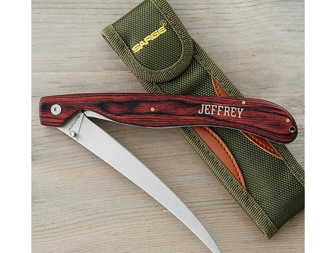 Personalized Fishing Knife