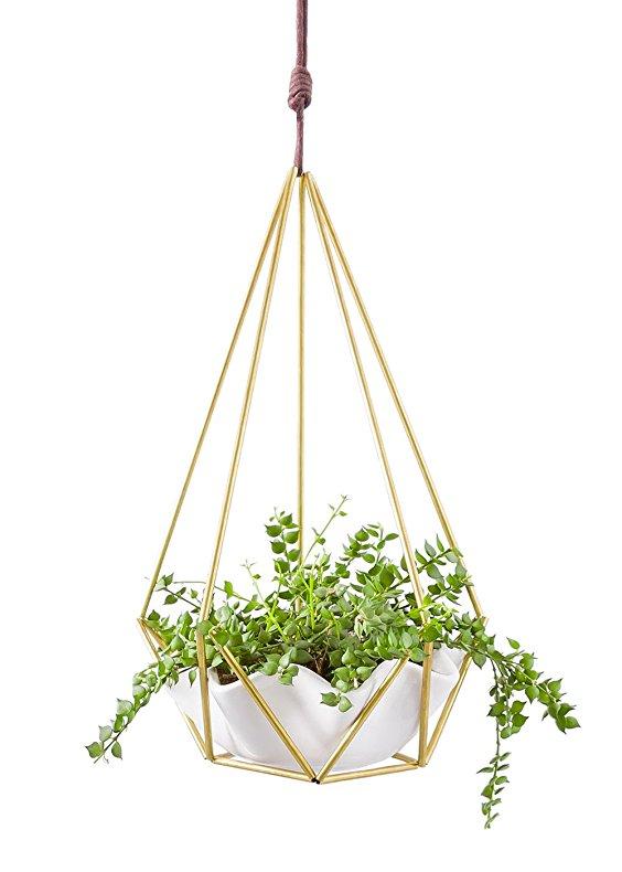 Mkono Himmeli Hanging Planter