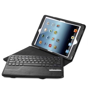 Poweradd iPad Air Keyboard and Leather Cover