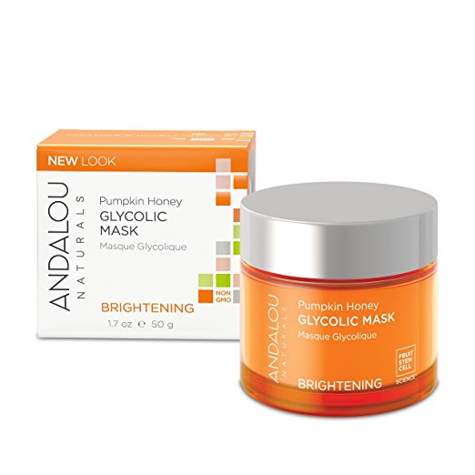 Pumpkin Honey Glycolic Mask by Andalou Naturals