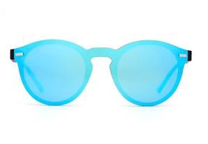 Rimless Colorful Sunglasses