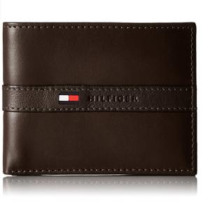 Brown Wallet Tommy Hilfiger