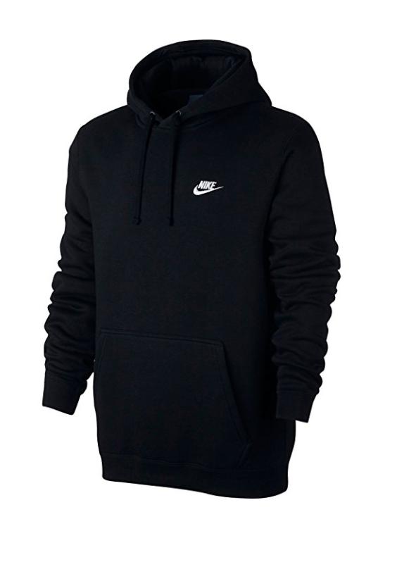 Black Hoodie Nike