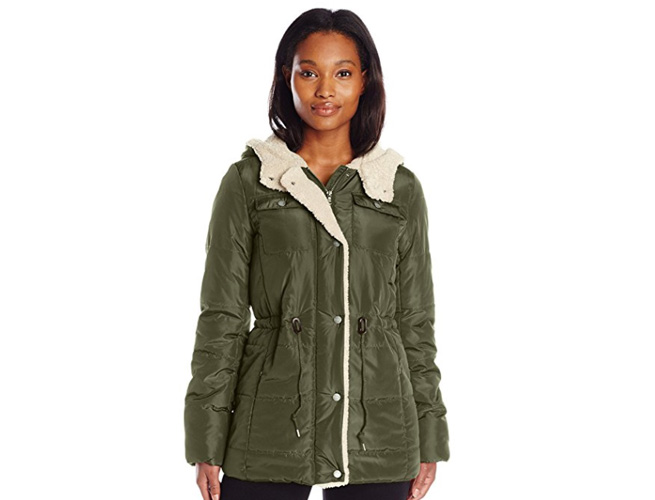 Levi's Quilted Puffer Jacket