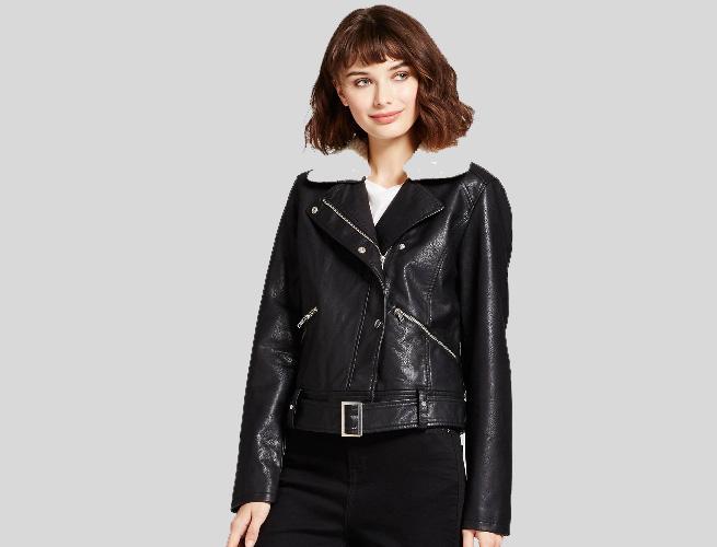 Target Moto Sherpa Jacket