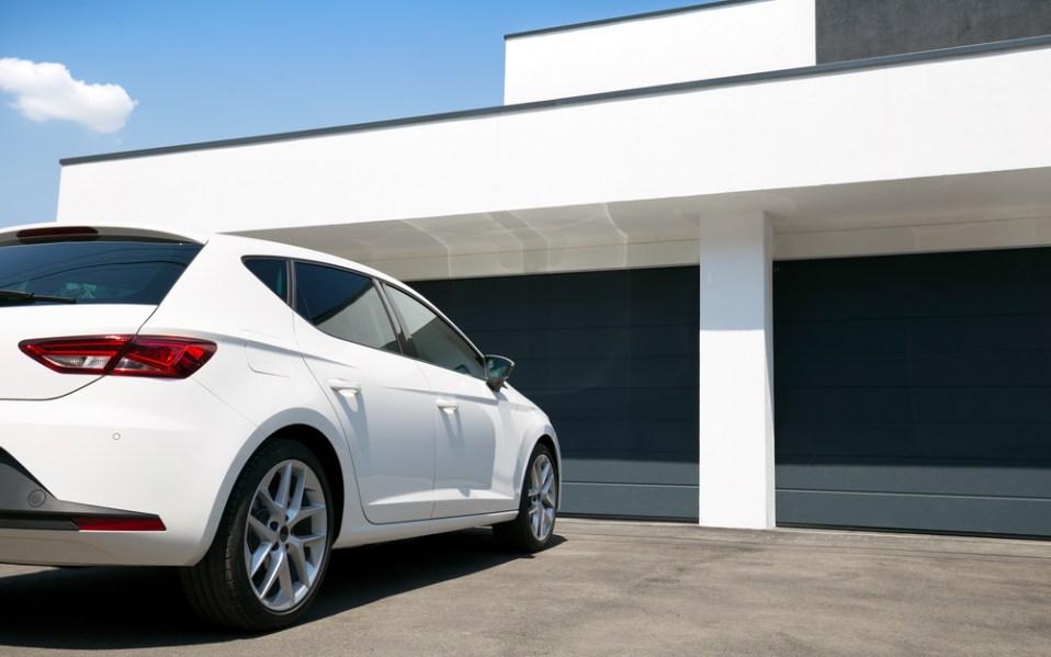 best garage door opener smart home