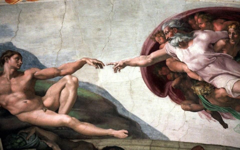Up Close: Michelangelo's Sistine Chapel Pop-Up