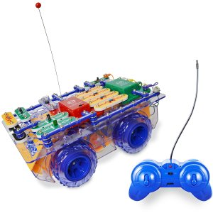 Snap Circuits R:C Snap Rover Electronics Discovery Kit