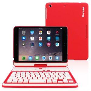 Snugg Ultra Slim Rotatable Keyboard Case for iPad Mini
