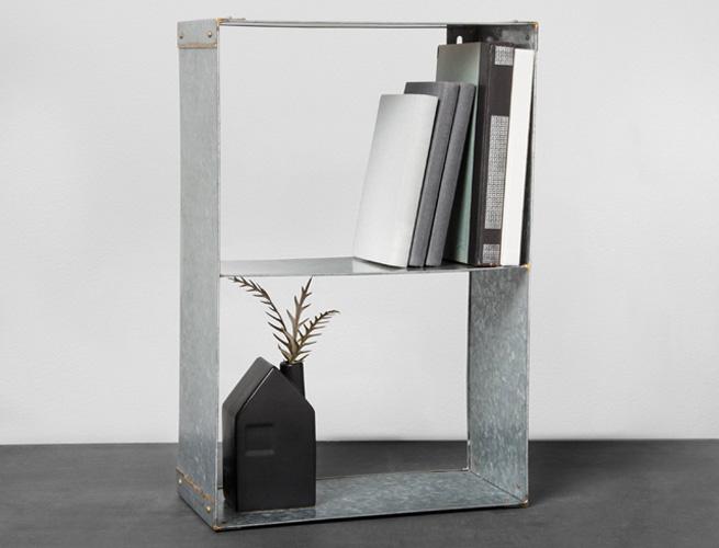 Target Hearth & Hand Magnolia Galvanized Steel Shelf