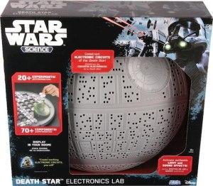 Uncle Milton Star Wars Death Star Electronics Lab