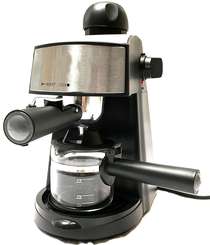 Unique Imports Steam Espresso and Cappuccino Maker