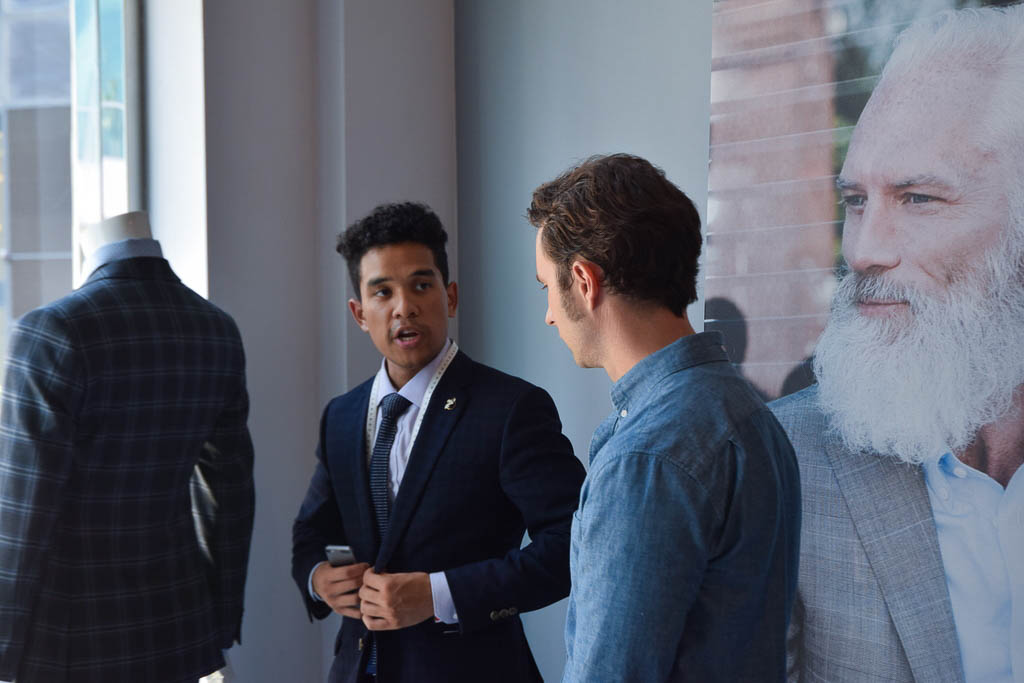 indochino review beverly hills showroom