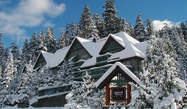 ski in ski out vrbo winter chalets whistler bc