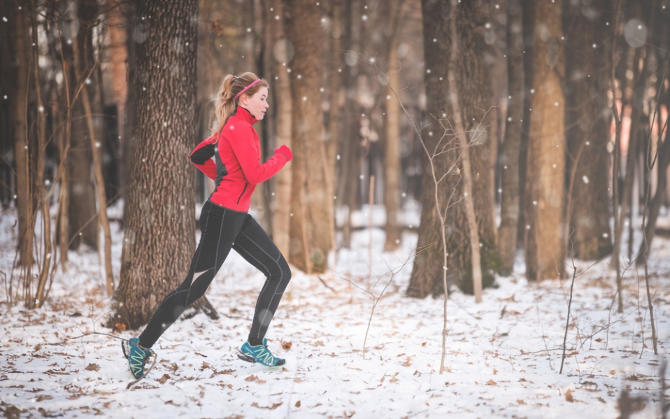 best winter activewear running