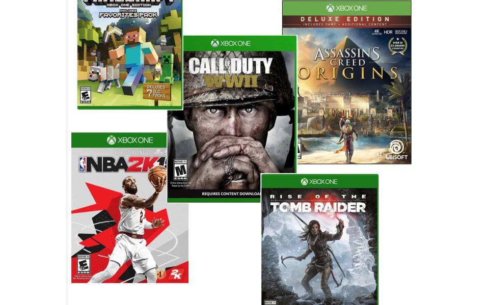 Best Xbox One X Games: Enhanced