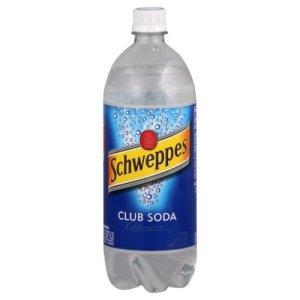 Club Soda Schweppes