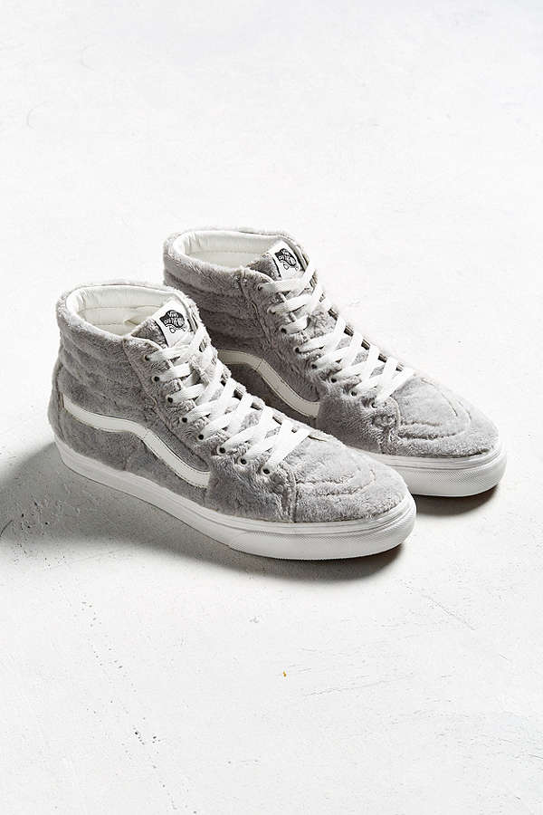 Vans Sk8-hi sherpa sneaker