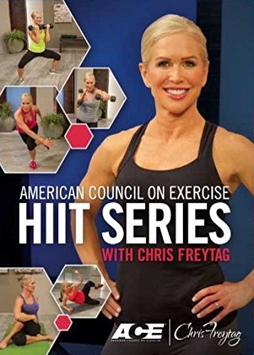 HITT Workout DVD Amazon