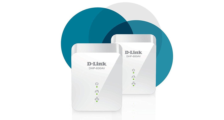 D-Link PowerLine 1000 Mbps, 1 Gigabit Port