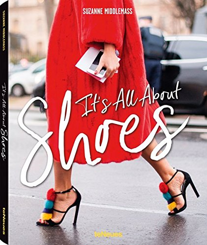 It's all about shoes book