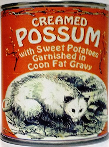 Funny Gift Possum Can
