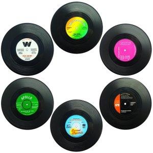 Record Coasters Misosa