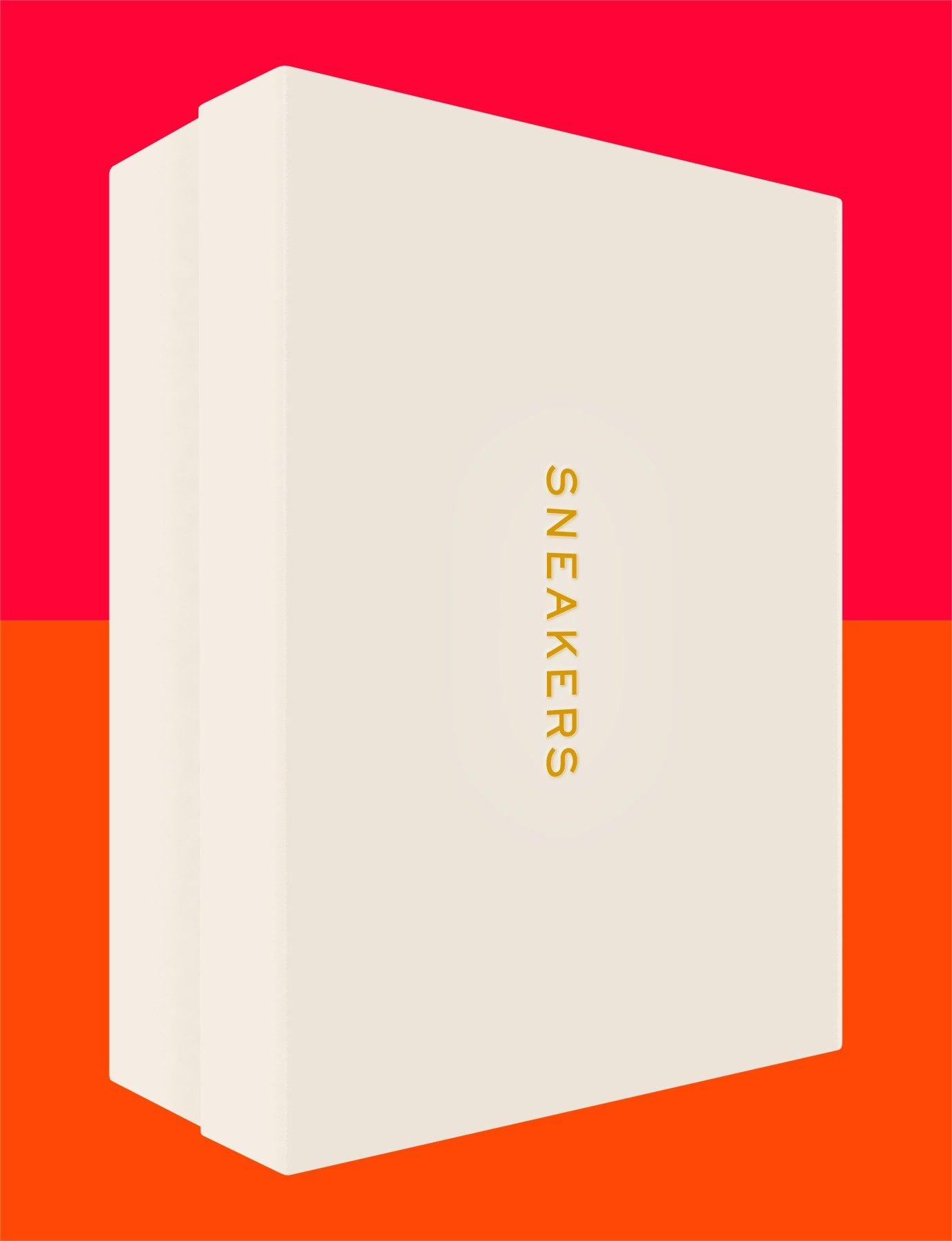 Sneakers book amazon