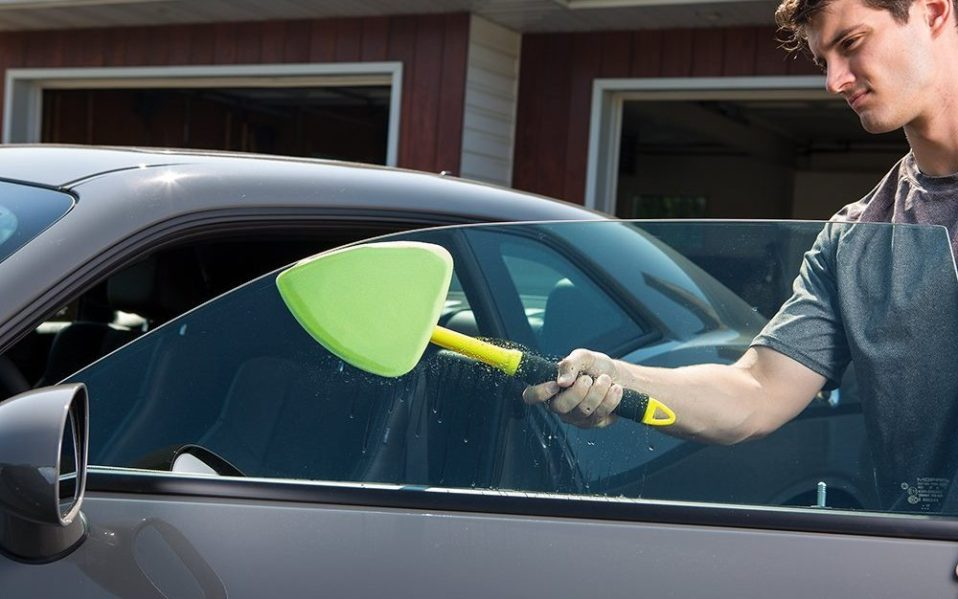 how to clean your car