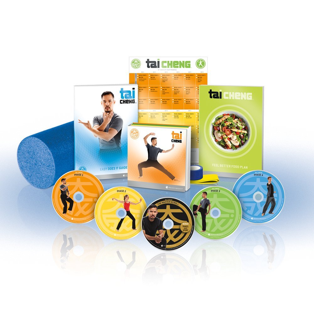 Tai Chi Workout DVD Amazon