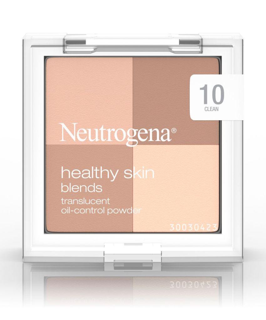 Neutrogena bronzer Healthy Skin Blends oil control powder