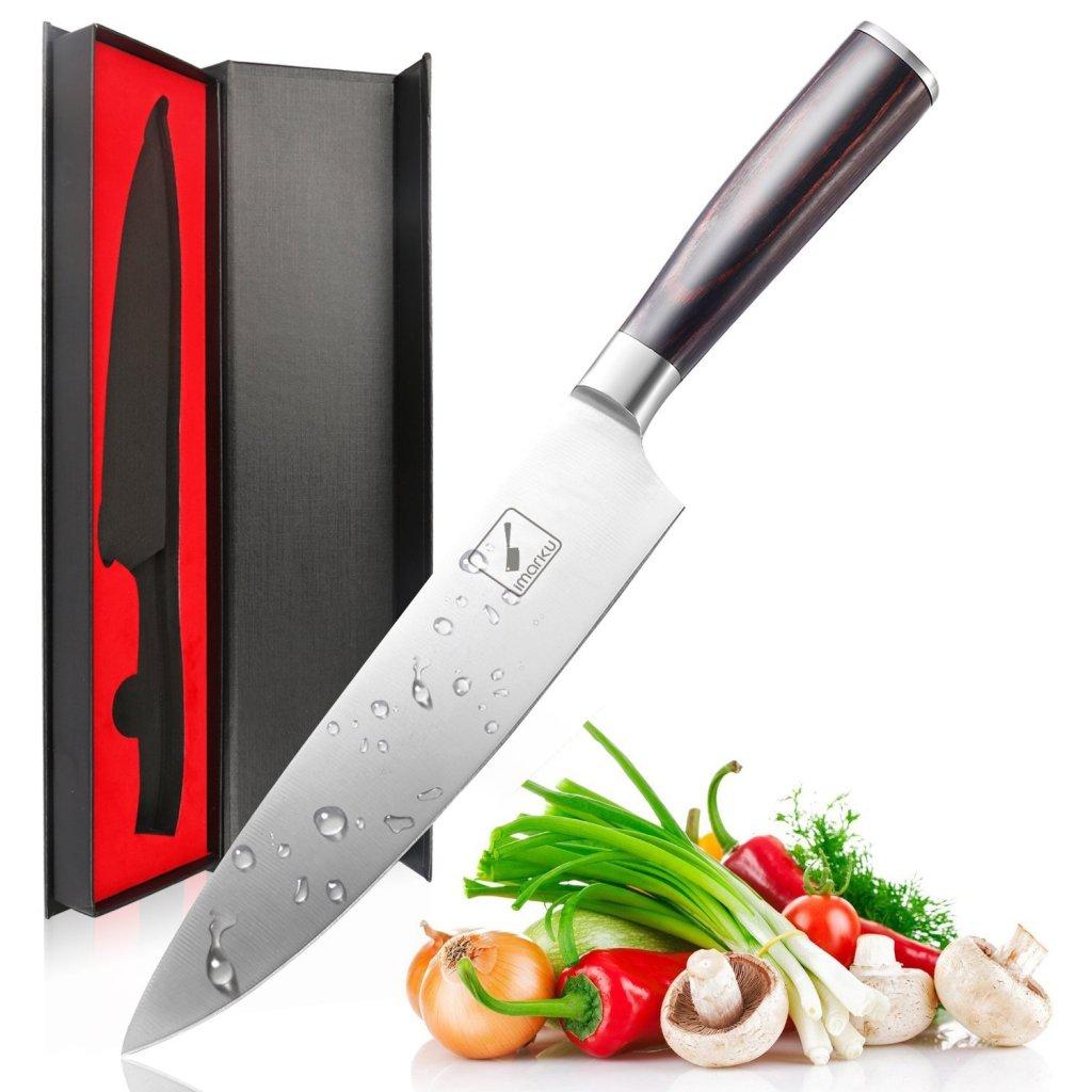 imarku chef's kitchen knife
