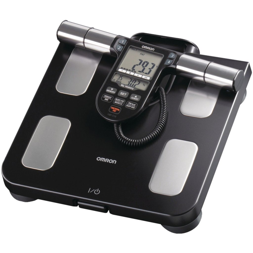 omron body monitor scale
