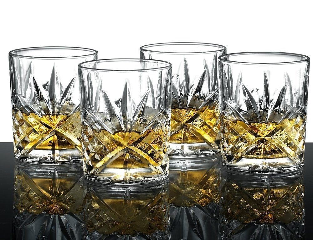 best crystal drinking glasses