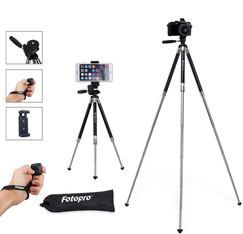 best portable tripod