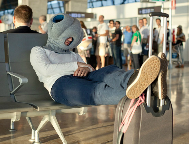 The Ostrich Pillow Amazon