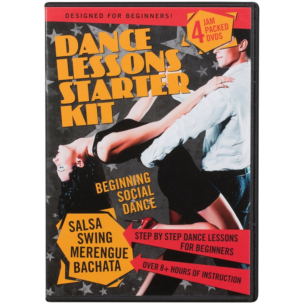 Dance lessons starter kit amazon