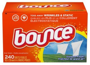 Fabric Softener Bounce